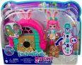 Enchantimals Secret Besties Bree Bunny Cabin