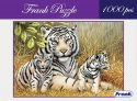 Frank White Tigers 1000pc Puzzle