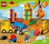 Lego 10813 Big Construction Site