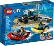 Lego 60272 Elite Police Boat Transport
