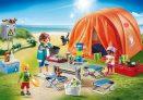Playmobil 70089 Family Camping Trip