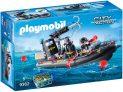 Playmobil 9362 Swat Boat