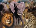 RGS Big 5 of Africa 1500pc