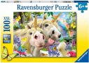 Ravensburger 100pc Don't Worry be Happy Puzzle