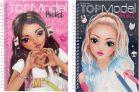 Top Model Pocket Colouring Book